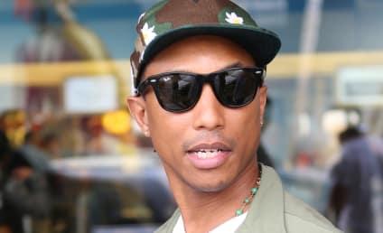 Pharrell Sues Will.i.am, Cites Dr. Seuss in Bizarre Trademark War