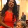 Kenya Moore and Grandma