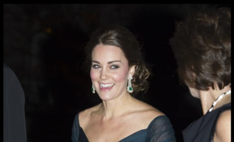 Kate Middleton Stuns in NYC!
