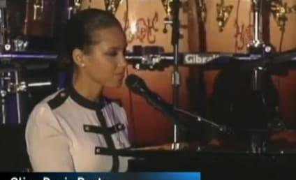 Clive Davis Mourns Whitney Houston at Pre-Grammy Awards Party