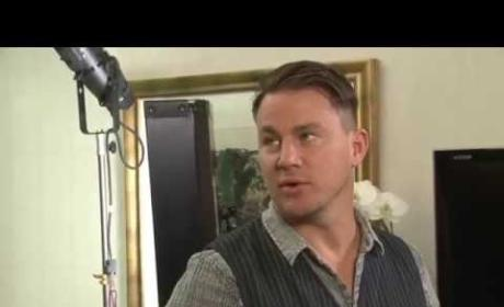 Channing Tatum Raps - The Dick Graze
