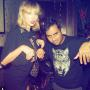 Taylor Swift and Aziz Ansari