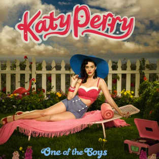 Katy Perry 'One of the Boys' Cover