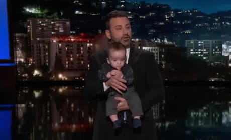 Jimmy Kimmel Makes Emotional Return... with a Surprise Guest!