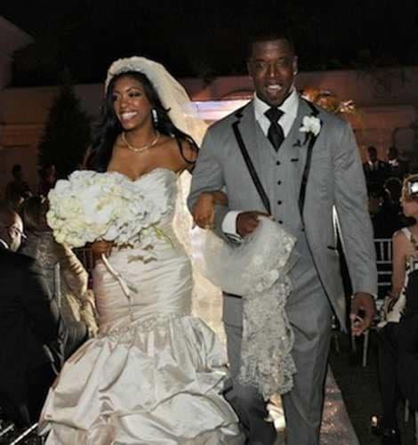 Kenya Moore Wedding.Porsha Williams Marries Kordell Stewart The Hollywood Gossip