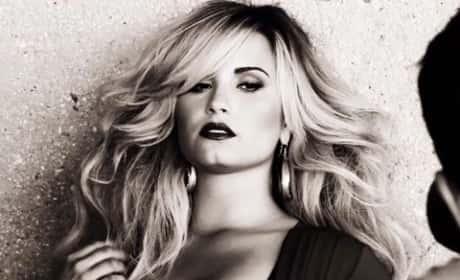 Demi Lovato Latina Pic