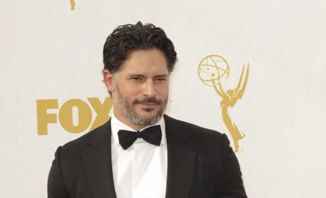 Joe Manganiello at the 2015 Emmys