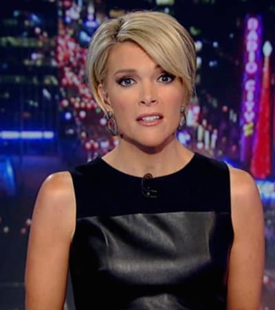 Megyn Kelly on TV