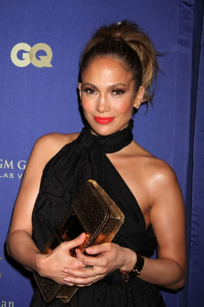 J. Lo Photograph