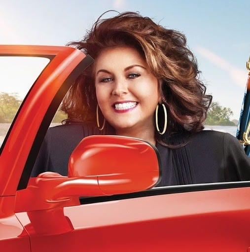 Abby Lee Miller Smiles