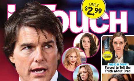Tom Cruise Revenge Cover