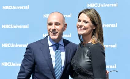 Matt Lauer: Will He Soon Be Fired From Today?