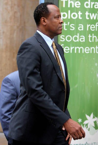 Dr. Conrad Murray Picture