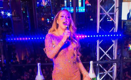 Mariah Carey: Worst New Year's Eve Performance Ever?