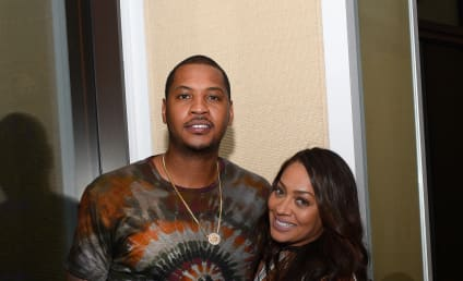 Carmelo Anthony and La La Anthony: It's Over!