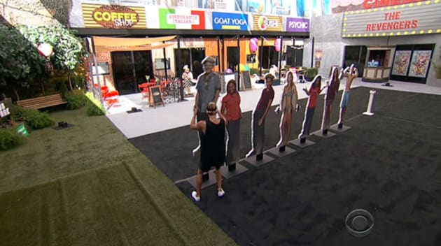 Big Brother Week Two Veto Competition