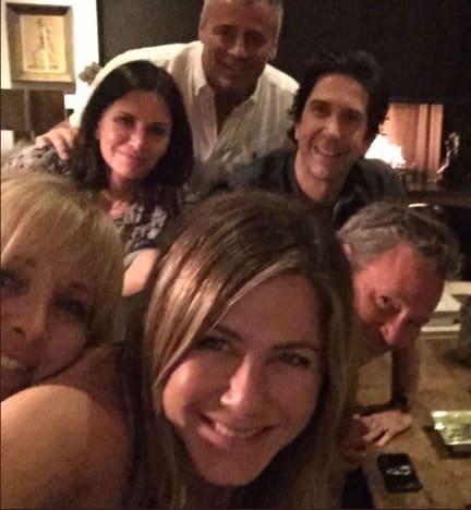 Jennifer Aniston Instagram Photo