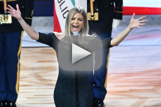 Fergie national anthem the worst of all time