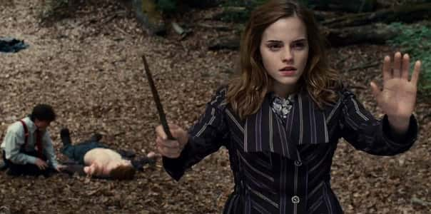 As Hermione Granger