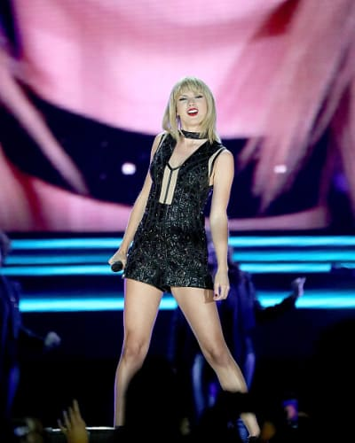 Taylor Swift Performs At Circuit Of The Americas In First Performance In Some Time