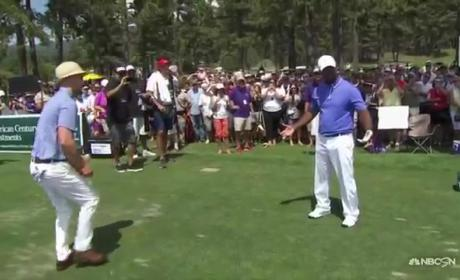 """Justin Timberlake Does the """"Carlton"""" Dance: A Must-Watch!"""