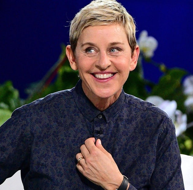 Ellen DeGeneres to Fans: Thank You! I Suck and I'm Outta Here!