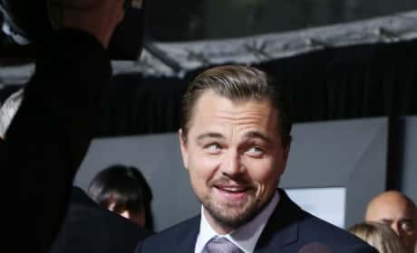Leonardo DiCaprio: 'The Revenant' Premiere