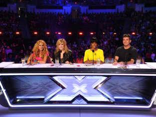 X Factor Season 3 Judges
