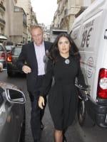 Salma Hayek and Francois-Henri Pinault Pic
