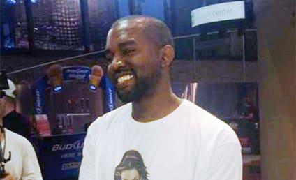 Kim Kardashian Nude T-Shirt: Donned by Kanye West!