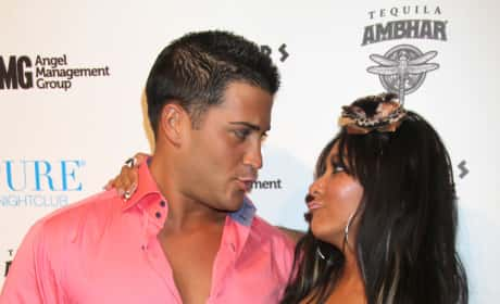 Jionni LaValle and Snooki