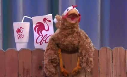 Conan O'Brien, Chaz the Intolerant Chicken Discuss Chick-fil-A Day