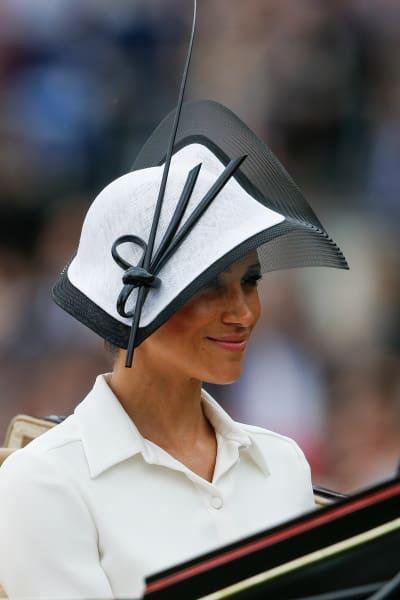 Meghan Markle in a Hat