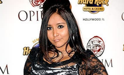 Snooki Weight Loss Pics: Orange Troll Shrinking Before Our Eyes