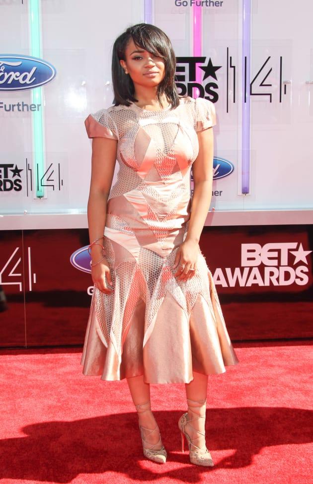 Kyla Pratt BET Awards Photo