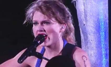 Taylor Swift Covers Pink and TLC in Philadelphia