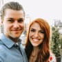 Jeremy Roloff and Audrey Roloff at The Governor Hotel