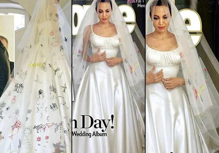Angelina Jolie And Brad Pitt To Donate Wedding Photo Payday Charity