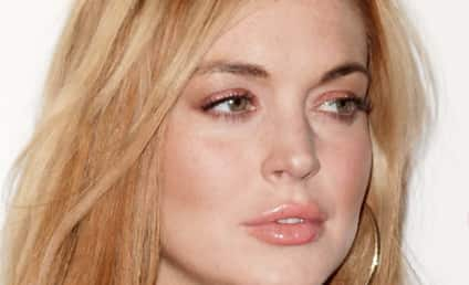 Rick Santorum Denies Taking Photo of Lindsay Lohan