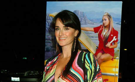 Kyle Richards: The Simple Life 2 Welcome Home Party