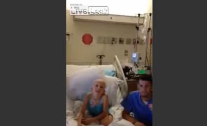 Cancer Patient Sings Frozen Duet with Male Nurse, Wins World Wide Web