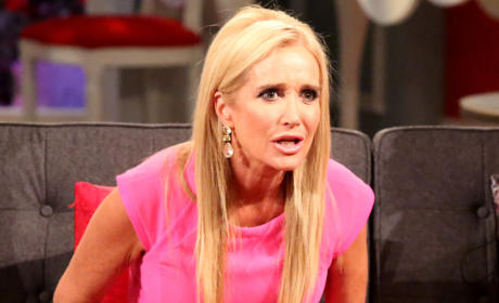 Irate Kim Richards