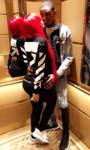 YBN Almighty Jay and Blac Chyna