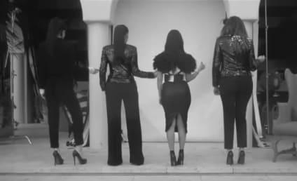 The Kardashians Kover Lady Marmalade