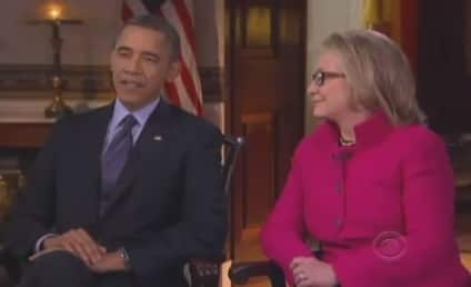 Obama-Clinton 60 Minutes Interview: Former Rivals Reflect, Exchange Praise