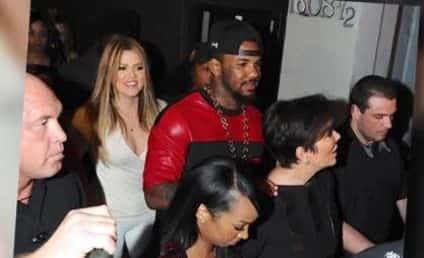 Khloe Kardashian Denies Pot Smoking: It Was Hookah!