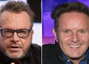 Mark Burnett Brawls with Tom Arnold at Pre-Emmys Party!