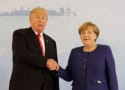 Donald Trump Threw Starburst Candies at Angela Merkel