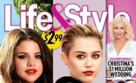 Selena and Miley: Pregnant?!?