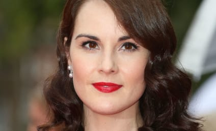 Michelle Dockery Pays Tribute to Late Fiance